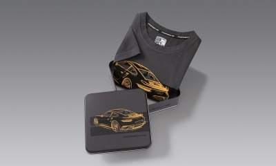 Porsche 911 Limited Edition Collector's T-Shirt, No. 9