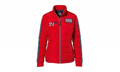Porsche Martini Racing Women's Quilted Jacket
