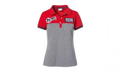 Porsche Martini Racing Polo Shirt for Women