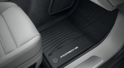 Porsche All-Weather Floor Mats - Panamera G2