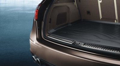 Porsche Cayenne Mat and Liner Bundle - Flat