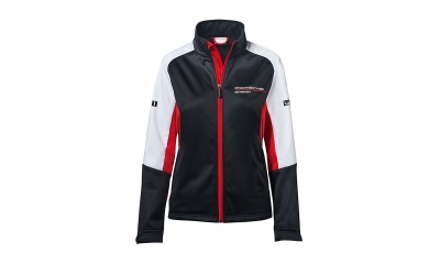 Porsche  Soft Shell Motorsport Women's Jacket