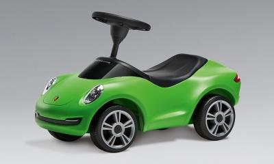Lizard Green Baby Porsche 4S