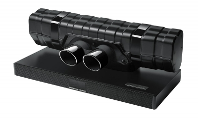 Porsche Limited Edition Soundbar - Black Edition