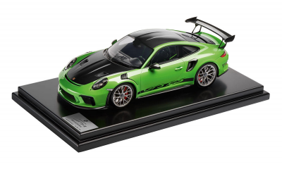 Porsche Limited Edition 911 GT3 RS with Weissach package - 1:12 Lizard Green