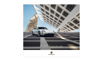 "Porsche 2020 ""Spectrum"" Collector's Calendar"