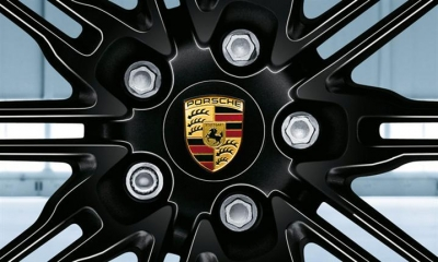Porsche Wheel Cap Cover
