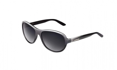 Porsche Women's Sunglasses, Gray