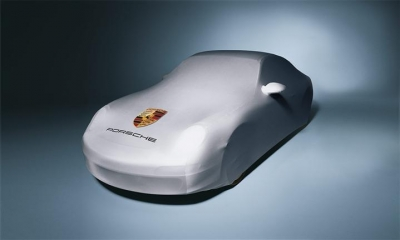 Porsche Cover 911 Turbo 996 Indoor